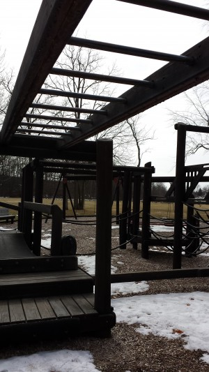 I Was Humbled by the Monkey Bars Today….